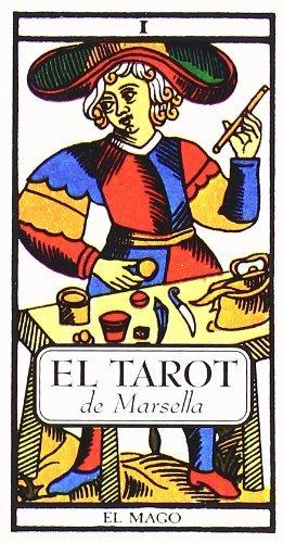 cartas tarot de marsella - 78 cartas + manual