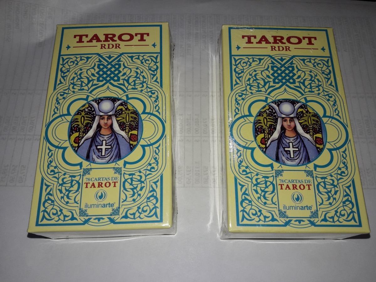 Cartas Tarot Rider-waite Exclusivo-envios Gratis