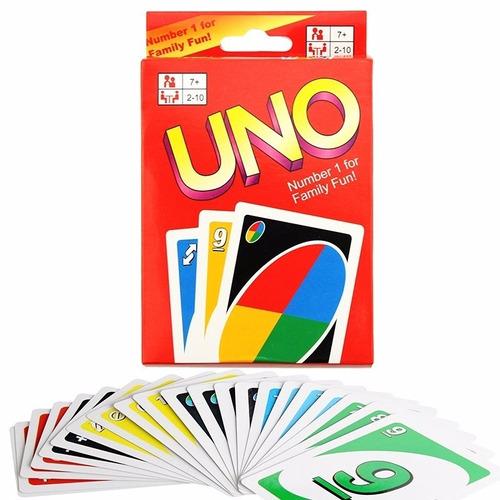 cartas uno juego 2 mazos toda la familia oferta!