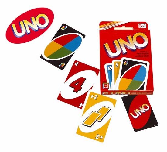 cartas uno juego de mesa bs en mercadolibre