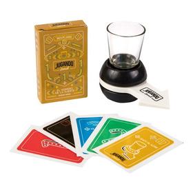 Cartas Uno Jugando Spirits - Juego De Shots Para Tequila