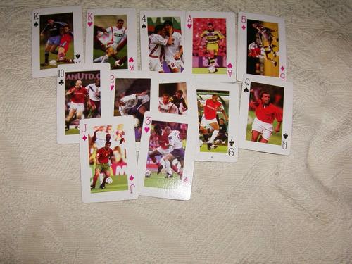 cartas world cup con jugadores..