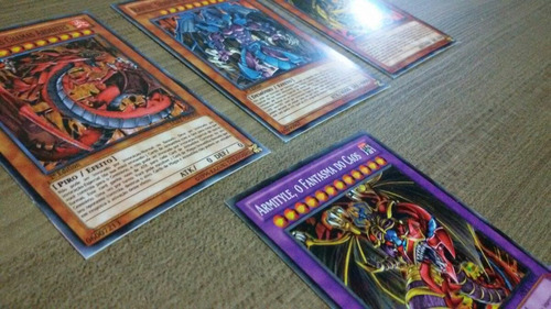 cartas yugioh - kit bestas sagradas + armityle