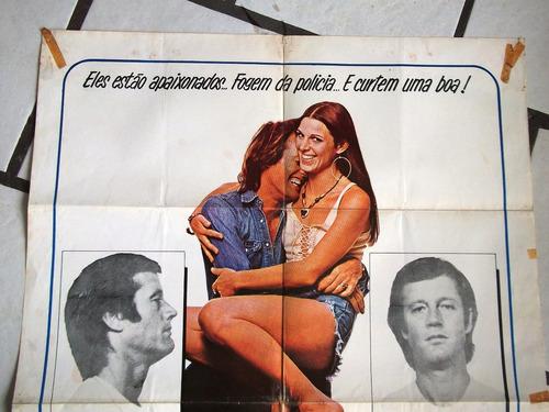 cartaz foragido multidao peter fonda susan james outlaw blue