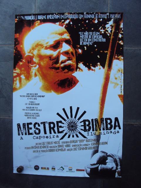filme mestre bimba a capoeira iluminada