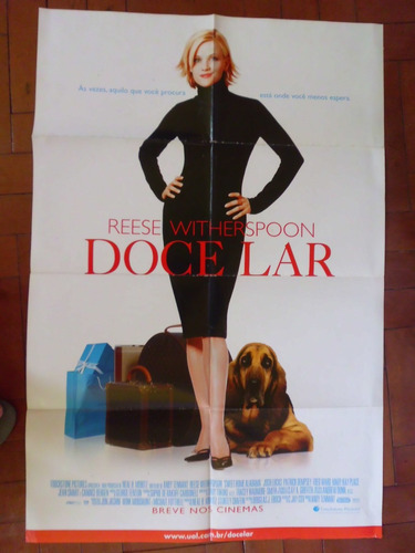 cartaz poster  do filme doce lar