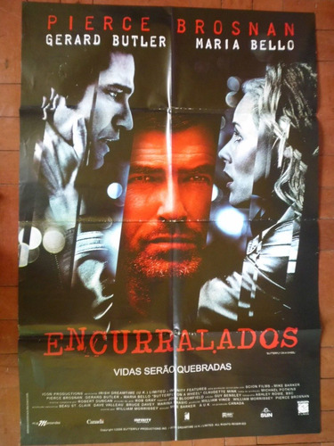 cartaz poster do filme encurralados