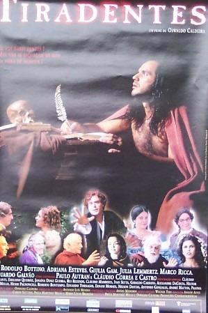 Cartaz Poster Tiradentes Cinema Filme Fotografia