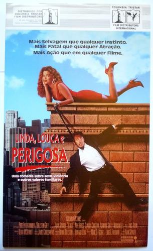 cartazete/sinopse do filme linda, louca e perigosa