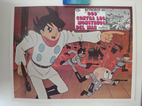 carte astroboy saibogu kaishuu sensou cyborg 009 underground