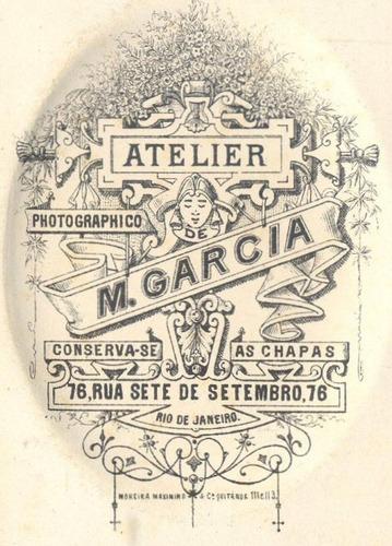 carte de visite - m. garcia - 13091741