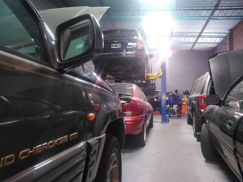 cartech service especializado chrysler jeep dodge ram