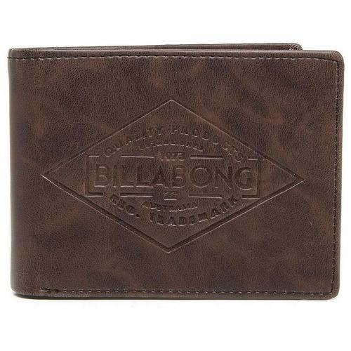 Carteira Billabong Bronson Marrom - R  117 f290a54b0a3