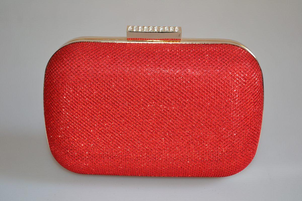 7a9b3f863 carteira bolsa clutch feminina festa strass gliter vermelha. Carregando  zoom.