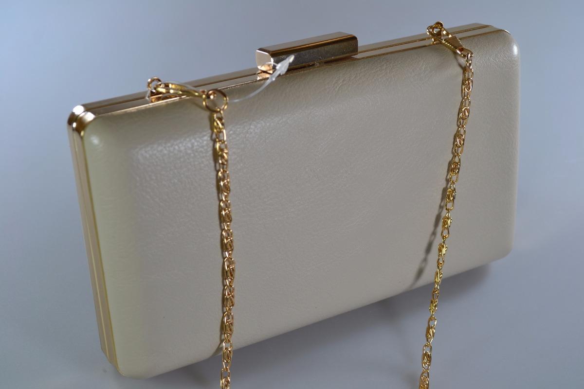 86653971a7 carteira bolsa clutch festa preta dourada prata bege 09494. Carregando zoom.