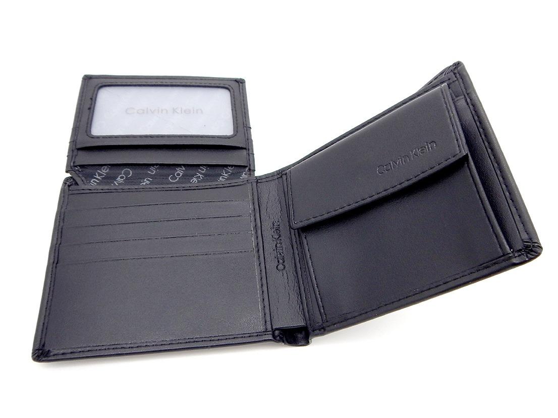 1d9dfe7dfeca8 Carteira Calvin Klein Masculina Com Case P  Presente - R  249,00 em ...