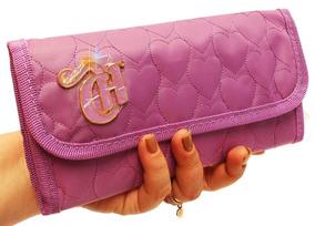 74070c1b9 Bolsa Tipo Carteira De Mão Feminina Com Divisorias - Calçados, Roupas e  Bolsas no Mercado Livre Brasil
