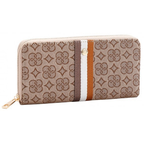 3cbed4182 Lindissima Carteira Gucci Jacquard Continental - Carteiras Creme no Mercado  Livre Brasil