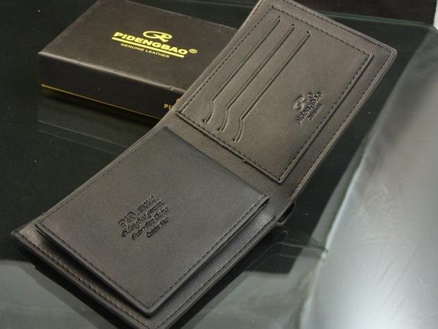 9e3789298b Carteira Couro Legitimo Importada Pidengbao. Varios Modelos - R  69 ...