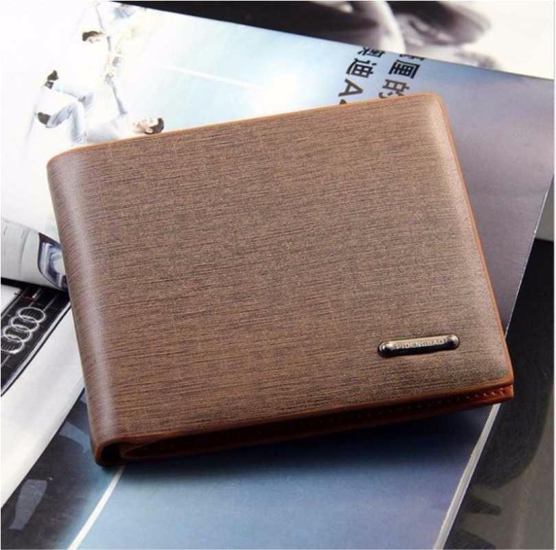 838c986547 carteira couro legitimo pidengbao - varios modelos. Carregando zoom.