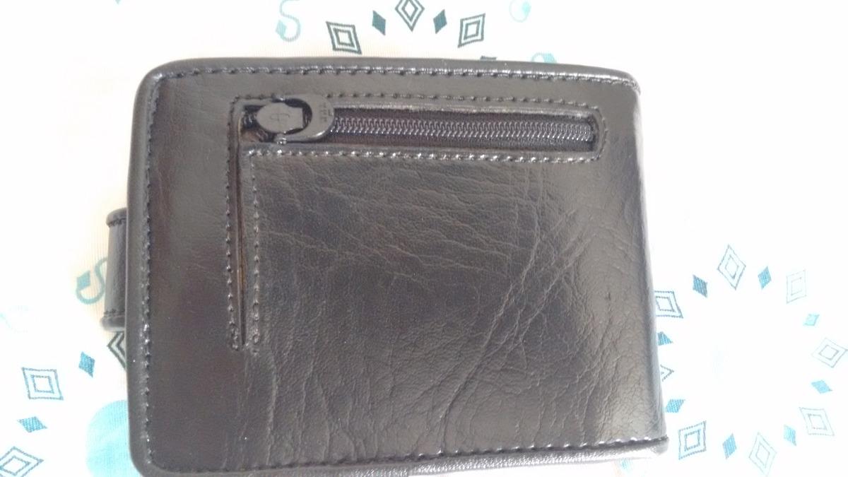 9fc2e7a87 carteira couro masculina - preta - marca: bellagio. Carregando zoom.
