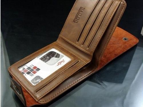 carteira couro original , pronta entrega frete unico 15,00.
