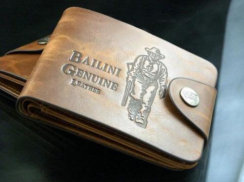carteira couro original , pronta entrega frete unico 19,90.