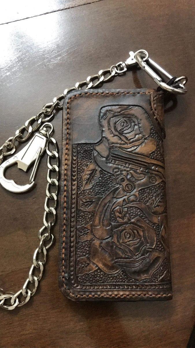 a34601c57 carteira customizada em couro legítimo. Carregando zoom.