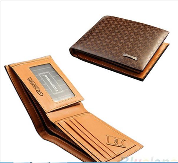 2cee39405 Carteira De Bolso Masculina Pidengbao Leather Couro Legitimo - R  29 ...