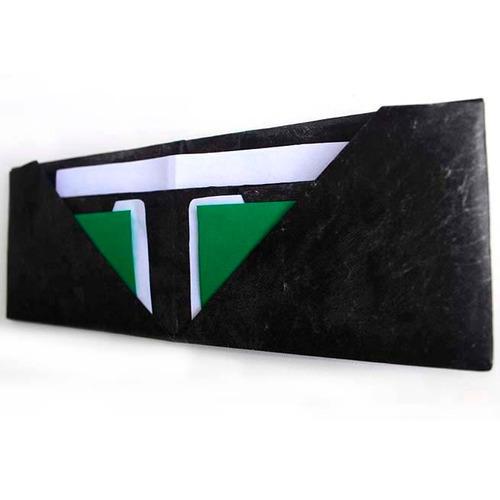 carteira de tyvek ori wallet + porta moedas de brinde mod-11