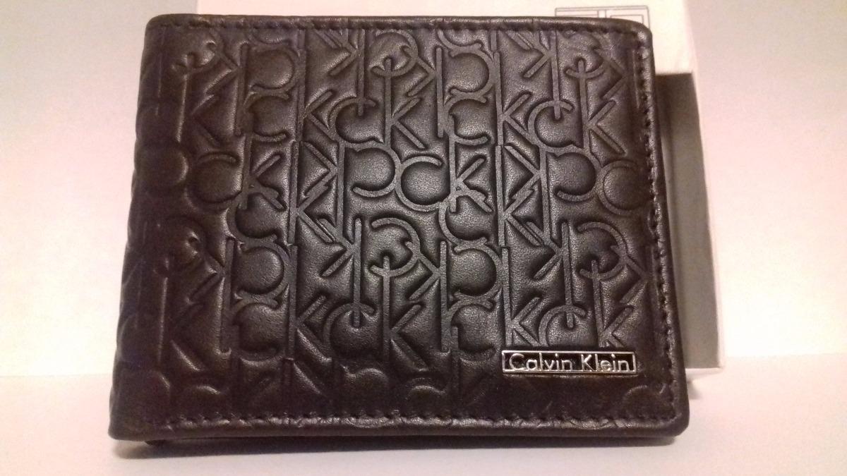 Carteira Feminina Calvin Klein - Original (marrom) - R  150,00 em ... 5eaf9644e6