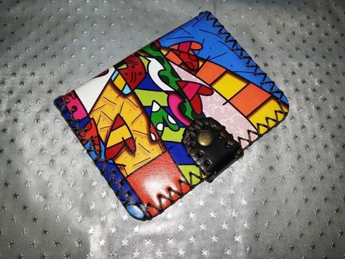carteira feminina colorida pequena (r$ 16,66)un.