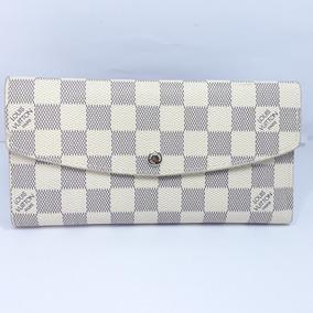 9b323c8f6 Linda Carteira Chanel - Carteiras Femininas Branco no Mercado Livre ...