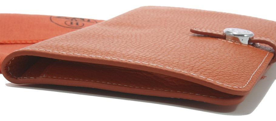 d2895642265 carteira feminina hermes porta cartões couro legitimo! Carregando zoom.