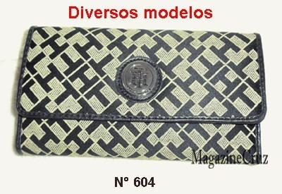 397995bf9 Carteira Feminina Tommy Hilfiger Várias Cores C200 - R$ 159,80 em ...