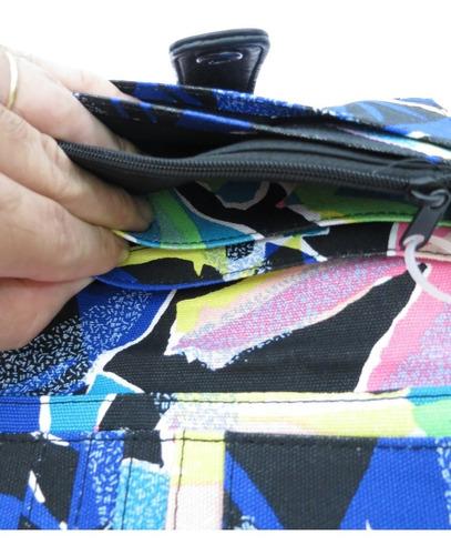 carteira feminina vans original colorida + frete grátis