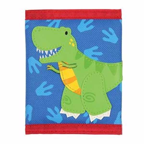 b82d3ed06 Carteira Infantil Dinossauro Stephen Joseph - R$ 59,00 em Mercado Livre