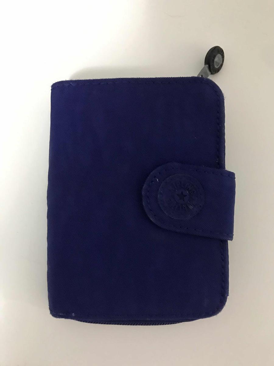b5f13f505 Carteira Kipling New Money Original - R$ 150,00 em Mercado Livre