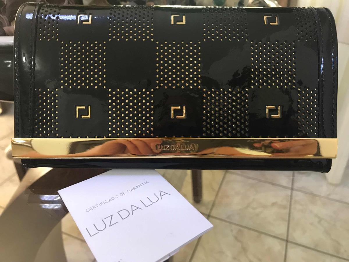 55dd7fd06 Carteira Luz Da Lua Original Couro Verniz - R$ 339,90 em Mercado Livre