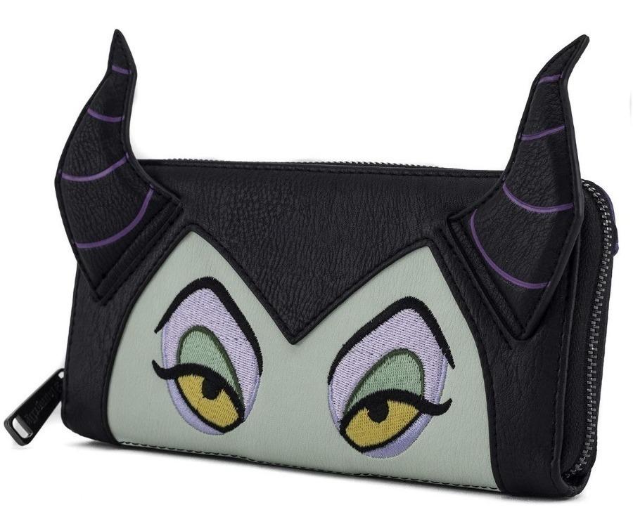 Carteira Malevola Disney Maleficent Loungefly 100 Original