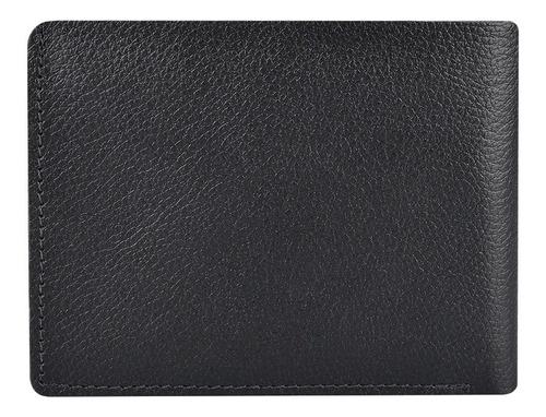 carteira masculina couro legítimo cartão cnh notas 192