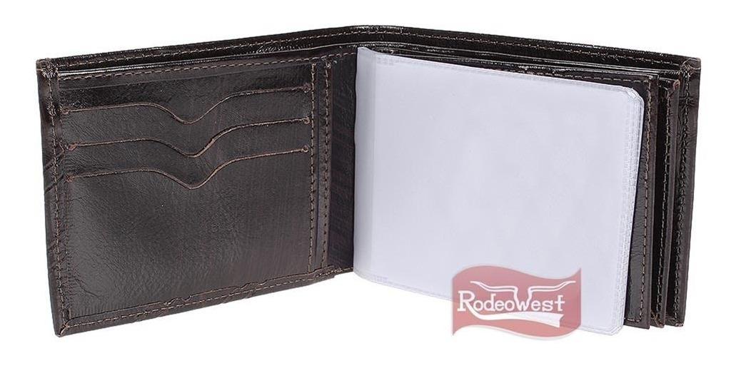 9c68ae526d carteira masculina dh couros fabricada em couro legítimo 154. Carregando  zoom.