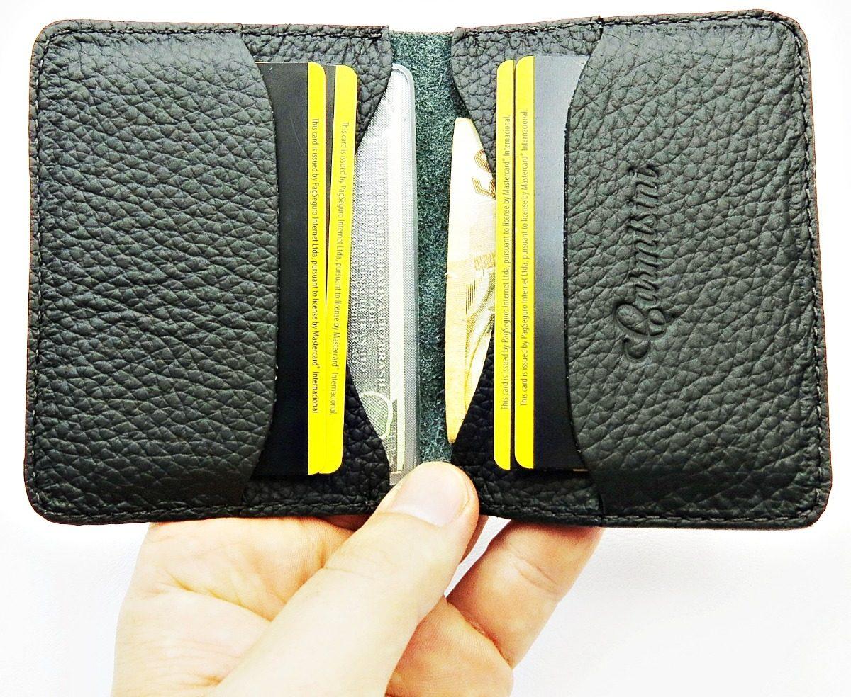 03613e3f2 carteira masculina fina slim couro c2 compre já! promoção! Carregando zoom.