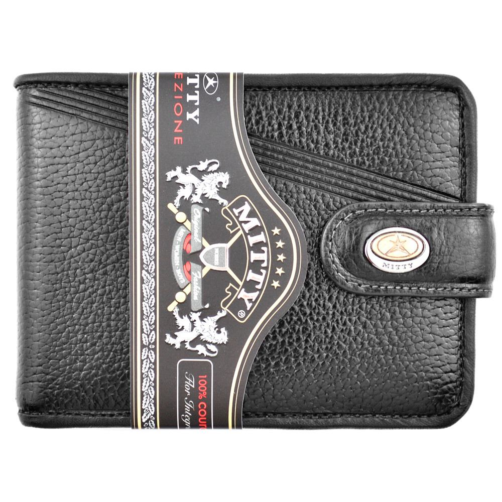 b37b146390 carteira masculina mitty couro legítimo com fecho m2fm. Carregando zoom.
