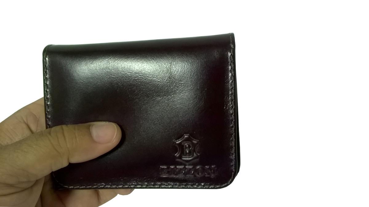 555165ecf1 carteira masculina moda couro porta cartões pequena 105. Carregando zoom.
