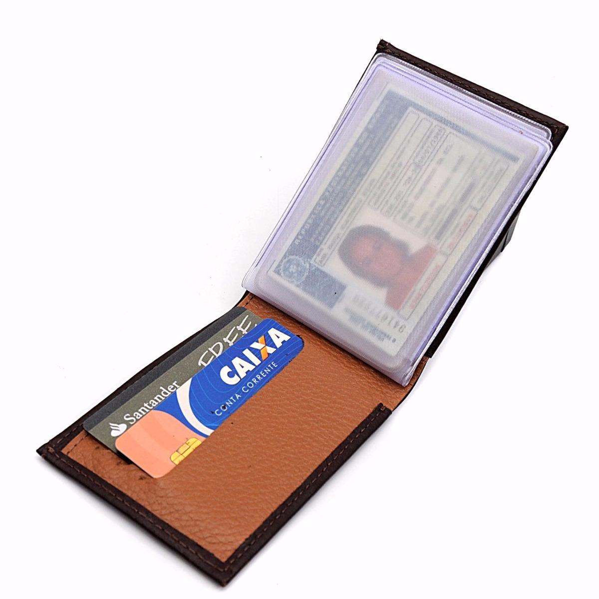 69137ab9c0c0c carteira masculina pequena couro legítimo slim luxo original. Carregando  zoom.