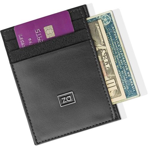 carteira masculina pequena slim fina porta cartão funcional