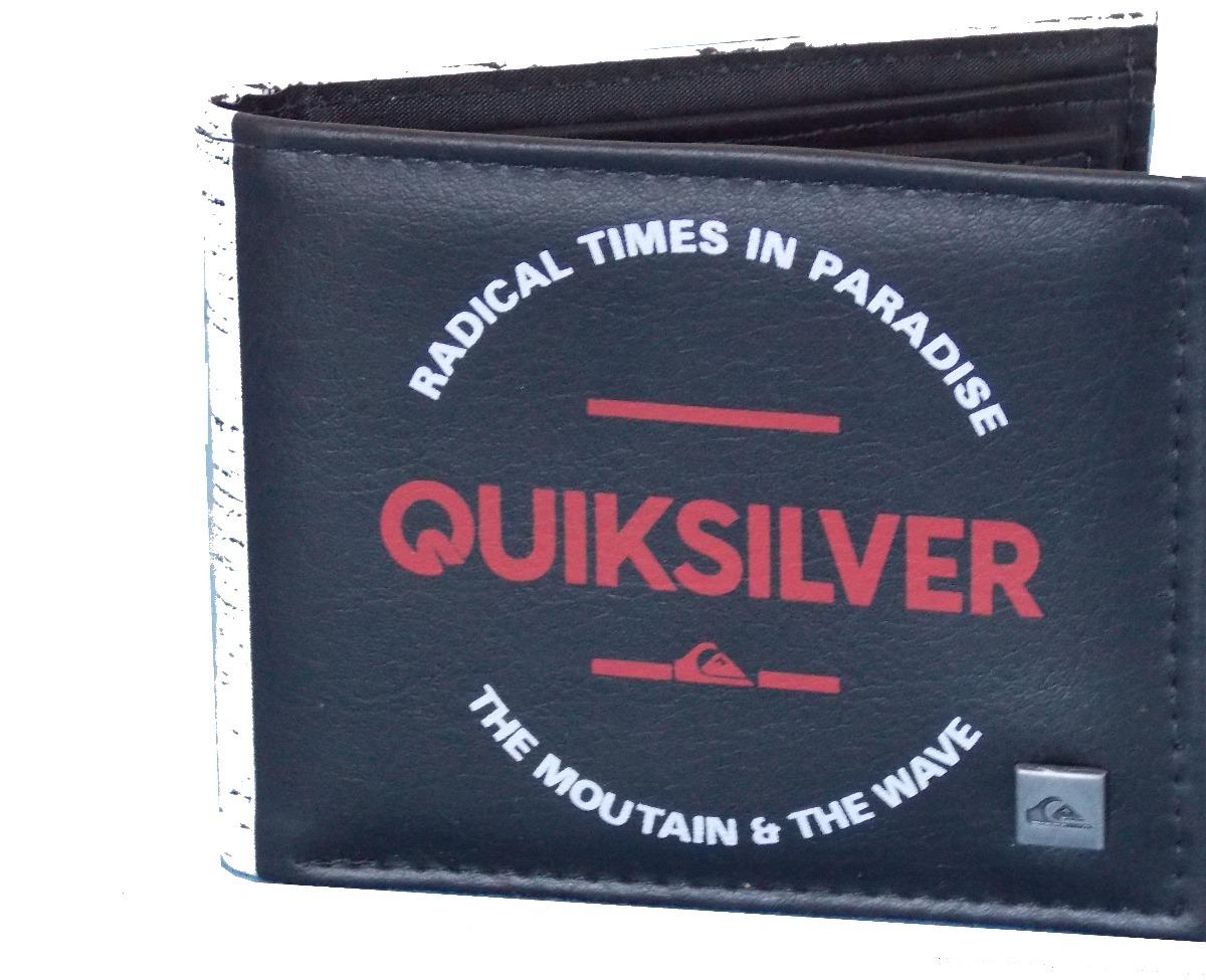 bcf1514d54e6e carteira masculina quiksilver coleção 2018l. Carregando zoom.