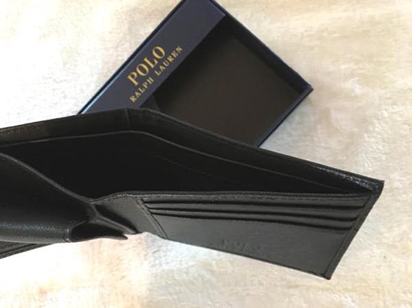 f1103521f09cd Carteira Masculina Ralph Lauren Couro Original C712 - R  264