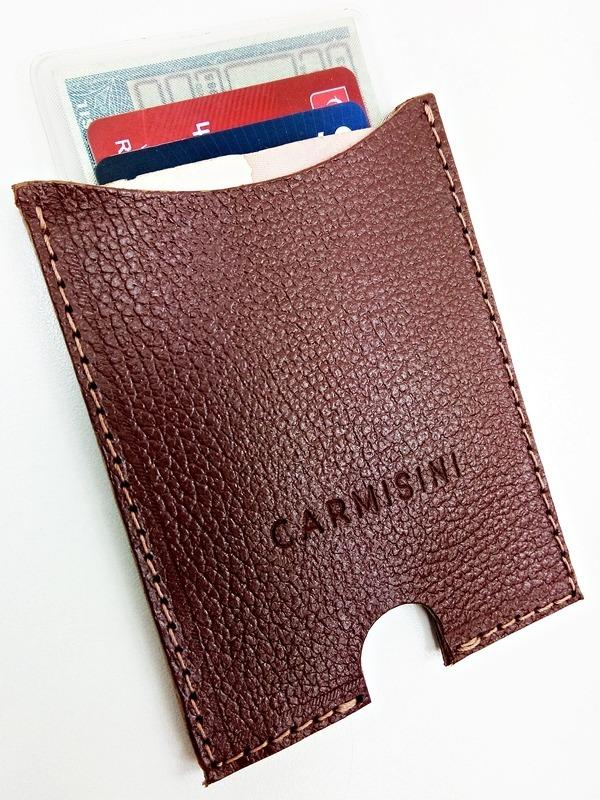 17cfb1564 carteira masculina super fina couro legítimo promoção luxo. Carregando zoom.